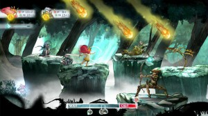 скриншот Child of Light Deluxe Edition PS4/PS3 - Русская версия #2