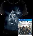игра Assassin's Creed: Unity PS4 + футболка Assassin's Creed: Unity