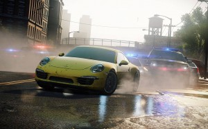 скриншот Need for Speed: Most Wanted (2012) PS Vita #2