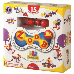 Конструктор ZOOB JR.15 (Набор для самых маленьких)