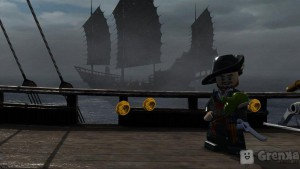 скриншот LEGO Pirates of the Caribbean PS3 #3
