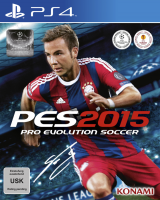 игра Pro Evolution Soccer 2015 PS4 - Русская версия