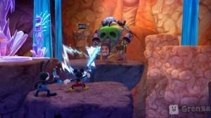 скриншот Disney Epic Mickey 2 Две Легенды PS3 #2