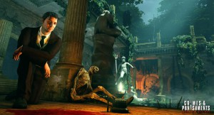 скриншот Sherlock Holmes: Crimes & Punishments PS4 #4