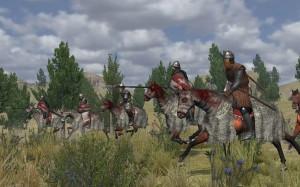 скриншот Mount & Blade. Эпоха турниров #4