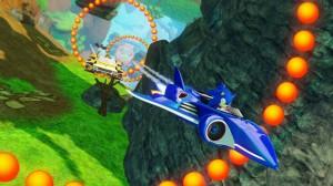 скриншот Sonic & All-Star Racing Transformed #3