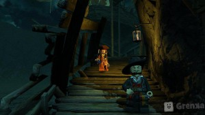 скриншот LEGO Pirates of the Caribbean PS3 #4