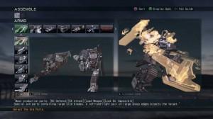 скриншот Armored Core: Verdict Day X-BOX #3