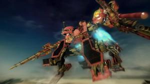 скриншот Armored Core: Verdict Day X-BOX #4