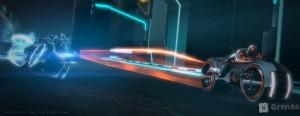 скриншот Tron Evolution PS3 #3