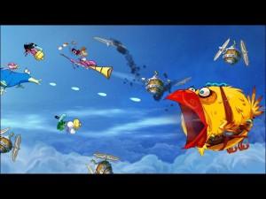 скриншот Rayman Origins #3