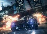 скриншот Batman: Arkham Knight  PS4 - Batman: Рыцарь Аркхема - Русская версия #3