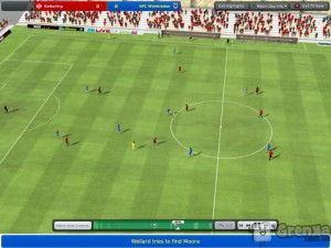 скриншот Football Manager 2011 #3