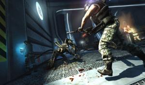скриншот Aliens: Colonial Marines. Коллекционное издание PS3 #3