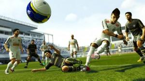 скриншот Pro Evolution Soccer 2014 #4