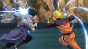 скриншот Naruto Shippuden: Ultimate Ninja Storm Generations Card Edition PS3 #4