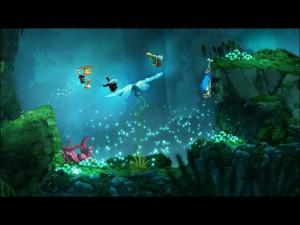 скриншот Rayman Origins #4