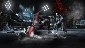 скриншот Injustice: Gods Among Us Ultimate Edition PS4 #4