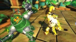скриншот Invizimals Затерянный мир PS3 #4