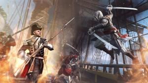 скриншот Assassin's Creed 4. Black flag PS4 - Assassin's Creed 4. Черный флаг - русская версия #4