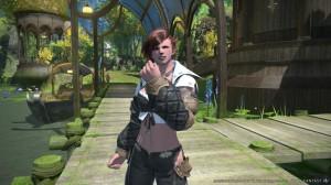 скриншот Final Fantasy XIV A Realm Reborn PS4 #4