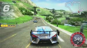 скриншот Ridge Racer PS Vita #3
