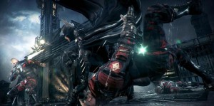 скриншот Batman Arkham Knight Xbox One - Рыцарь Аркхема - русская версия #5