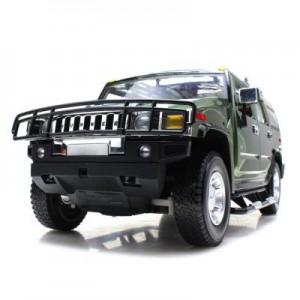 Машинка Meizhi лиценз. Hummer H2 (зеленый)