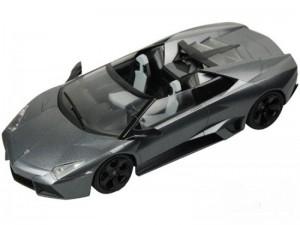 Машинка Meizhi лиценз. Lamborghini Reventon (серый)