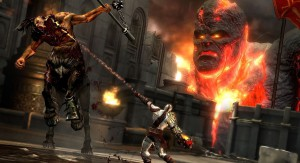 скриншот God of War Collection 2 PS3 #4