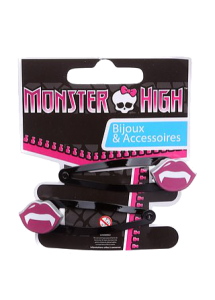 Заколка тик-так 'Губки' Monster High