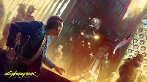 скриншот Cyberpunk 2077 PS4 #4