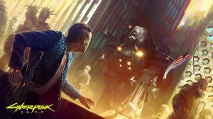 скриншот Cyberpunk 2077 PS4 - русская версия #5