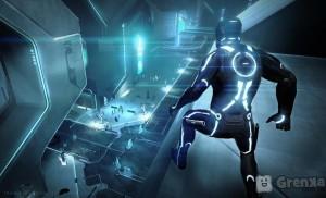 скриншот Tron Evolution PS3 #4