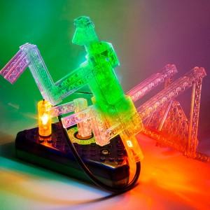 фото Конструктор Laser Pegs Набор 12 в 1. Паук #3