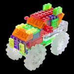 фото Конструктор Laser Pegs 'Вантажівка-монстр 6 в 1' #5