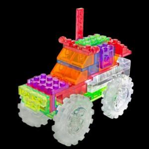 фото Конструктор Laser Pegs 'Вантажівка-монстр 6 в 1' #6