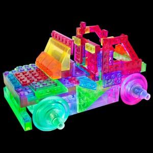 фото Конструктор Laser Pegs 'Вантажівки 8 в 1' #3