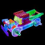 фото Конструктор Laser Pegs 'Вантажівки 8 в 1' #4