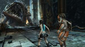 скриншот Lara Croft and the Temple of Osiris PS4 - Русская версия #6