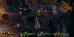скриншот Lara Croft and the Temple of Osiris PS4 - Русская версия #8