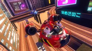 скриншот Sonic & All-Star Racing Transformed #5