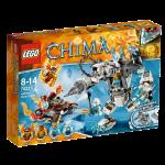 Конструктор LEGO Клешневий бур Айсбайта