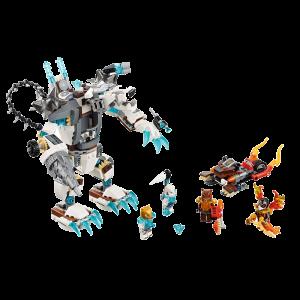 фото Конструктор LEGO Клешневий бур Айсбайта #3
