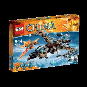 Конструктор LEGO Небесний шуліка Вультрікса