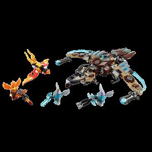 фото Конструктор LEGO Небесний шуліка Вультрікса #3