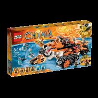 Конструктор LEGO Пересувний командний пункт Тигра