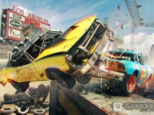 скриншот Dirt Showdown X-BOX #4