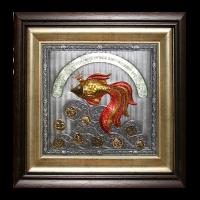 Подарок Подарок 'Золотая Рыбка'