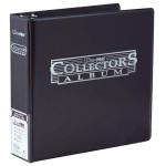 Альбом 'Ultra-Pro' (для листов 2,5х3,5 (3х3 кармашка на листе): черный